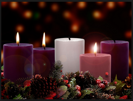 Post 6 - Advent Wreath