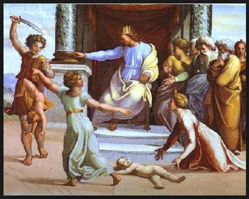 Post 7 - Wisdom of Solomon