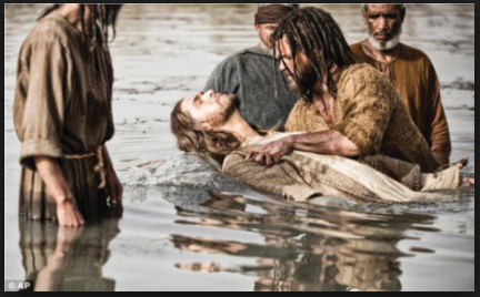 Post 13 - John's Baptism
