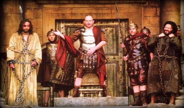 Post 15 - Barabbas